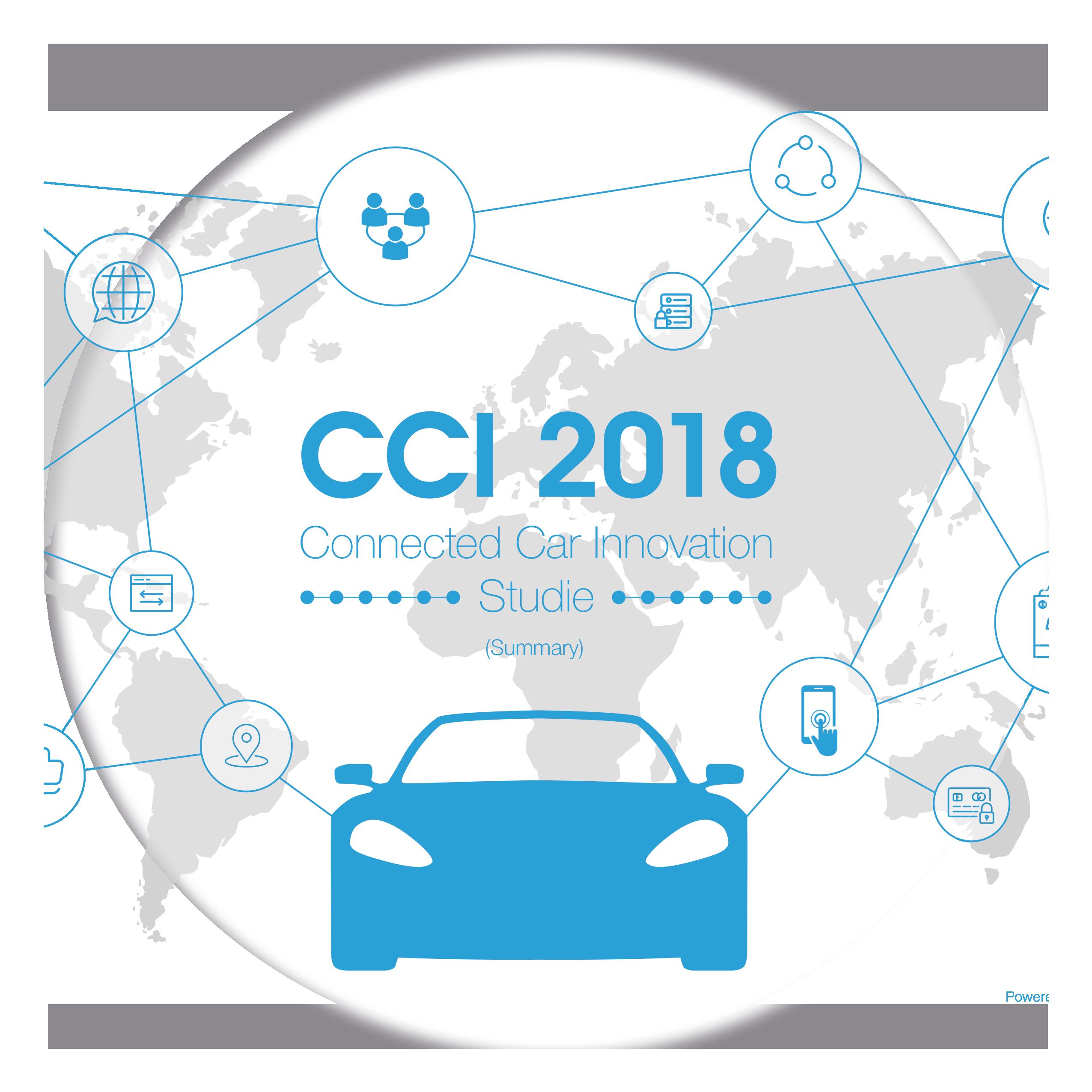 Connected-Car-Innovation-Index – das carIT-Branchenbarometer